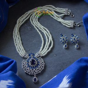 American Diamond and Kundan