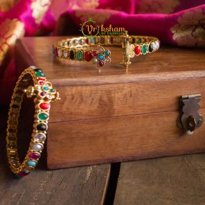 Navratna Screw Bangles