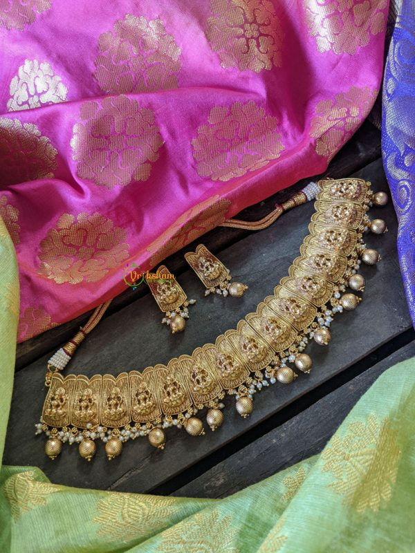 High Neck Choker Margazhi